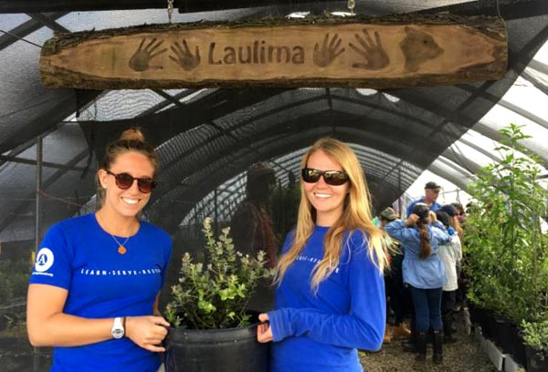 New Hakalau Interns at the Nursery | Island Conservation Hawaii